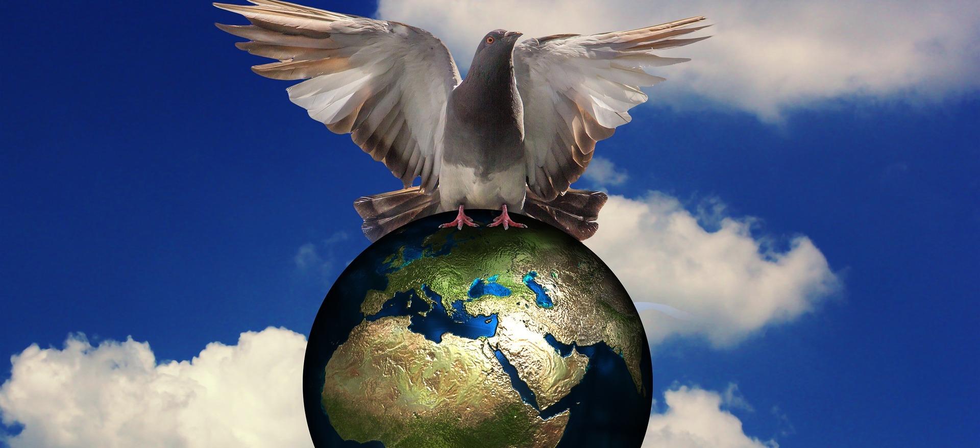 Peaceful earth